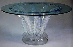 Marc Lalique 1900 1977. Cactus Table ...
